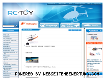 Ranking Webseite rc-toy.de