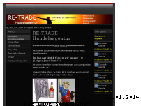 Ranking Webseite re-trade.de