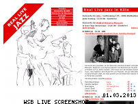 Ranking Webseite real-live-jazz.de