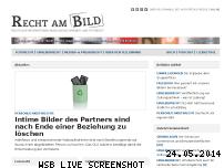 Ranking Webseite rechtambild.de