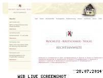 Informationen zur Webseite rechtsanwalt-erfurt.info