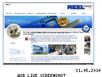 Ranking Webseite reelcompany.com