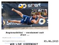 Ranking Webseite regionalblitz.de