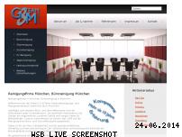 Informationen zur Webseite reinigungsfirma-bueroreinigung.de