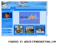 Ranking Webseite reise-art.de