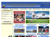 Ranking Webseite reisehummel.de