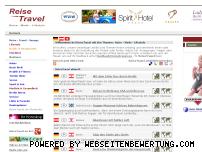 Ranking Webseite reisetravel.eu
