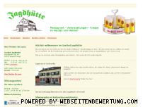 Ranking Webseite restaurant-jagdhuette.de