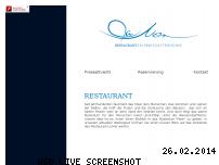 Informationen zur Webseite restaurant-lamer.de