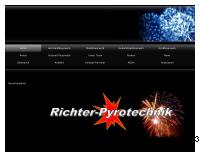 Informationen zur Webseite richter-pyrotechnik.de