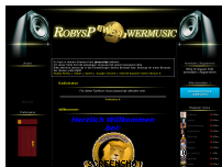 Informationen zur Webseite robys-powermusic.com