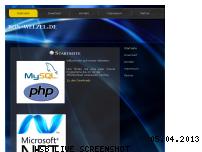 Ranking Webseite ron-welzel.de