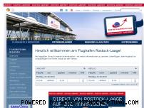 Ranking Webseite rostock-airport.de
