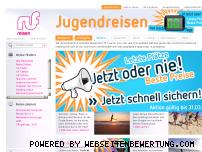 Ranking Webseite ruf-jugendreisen.de
