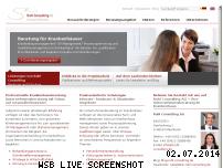 Informationen zur Webseite ruhl-consulting.de