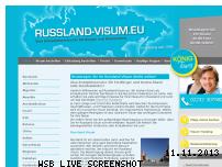 Ranking Webseite russland-visum.eu