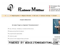 Ranking Webseite rutengaenger-feng-shui.de