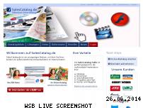 Ranking Webseite salescatalog.de