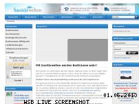 Ranking Webseite sanitaerwelten.de