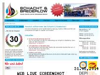 Ranking Webseite schacht-brederlow.de