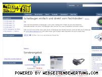 Informationen zur Webseite schaltauge.com