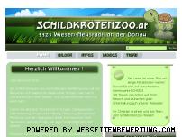 Informationen zur Webseite schildkroetenzoo.at