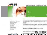 Informationen zur Webseite schimmelkiller.de