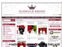 Ranking Webseite schmuck-krone.de