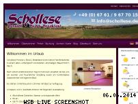 Informationen zur Webseite schollese.de
