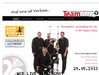 Ranking Webseite schornsteinfegerteam-ohz.de