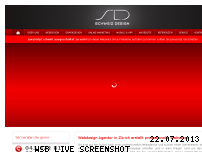 Ranking Webseite schweizdesign.ch