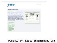 Ranking Webseite sedoparking.com