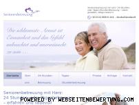Informationen zur Webseite seniorenbetreuung-mit-herz.com