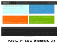 Informationen zur Webseite senkiel.com