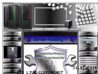 Informationen zur Webseite server-hosting77.de