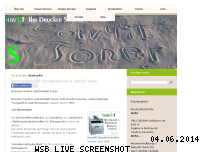 Informationen zur Webseite service4drucker.de