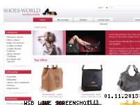 Ranking Webseite shoes-world.de