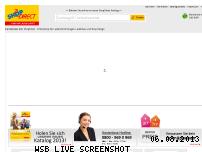 Ranking Webseite shopdirect-online.de