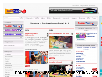 Ranking Webseite showtube.de