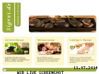 Informationen zur Webseite sigrei.de