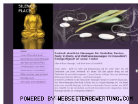 Informationen zur Webseite silence-place.de