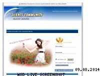 Informationen zur Webseite silentscommunity.de