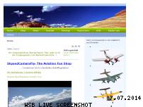 Ranking Webseite skyandcamerafly.de