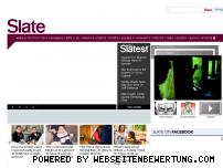 Ranking Webseite slate.com