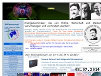 Informationen zur Webseite slimlife.eu