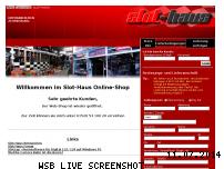 Ranking Webseite slot-haus.de