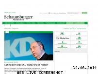 Ranking Webseite sn-online.de