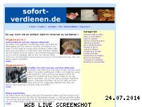 Ranking Webseite sofort-verdienen.de
