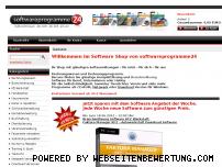 Informationen zur Webseite softwareprogramme24.de