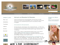 Ranking Webseite solitaire-lechler.de
